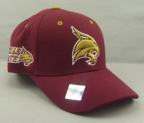 Texas State Bobcats Adjustable Hat