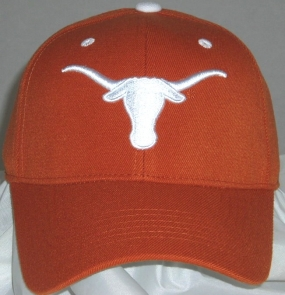 Texas Longhorns Team Color One Fit Hat