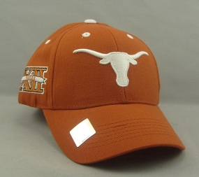 Texas Longhorns Adjustable Hat