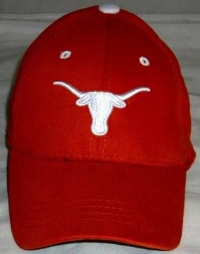 Texas Longhorns Youth Team Color One Fit Hat