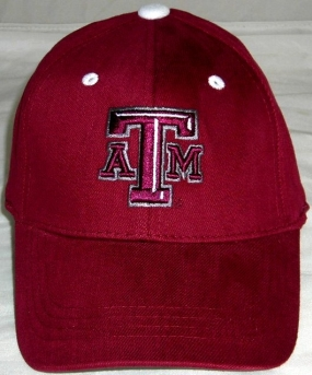 Texas A&M Aggies Youth Team Color One Fit Hat