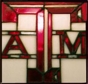Texas A&M Aggies Suncatcher