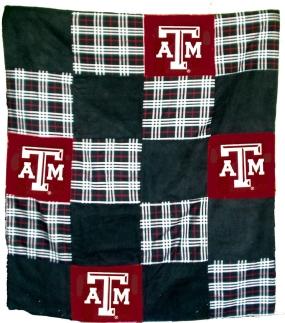 Texas A&M Aggies Quilt