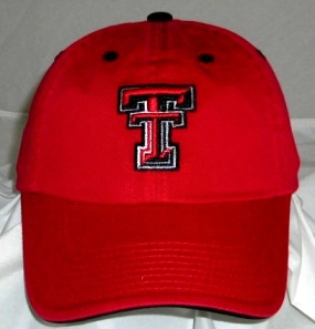 Texas Tech Red Raiders Adjustable Crew Hat