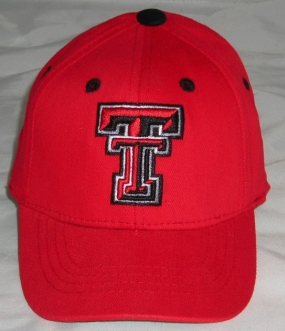 Texas Tech Red Raiders Infant One Fit Hat