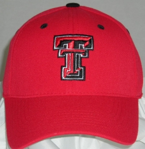 Texas Tech Red Raiders Team Color One Fit Hat