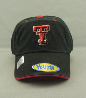 Texas Tech Red Raiders Youth Crew Adjustable Hat
