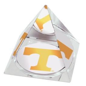 Tennessee Volunteers Crystal Pyramid