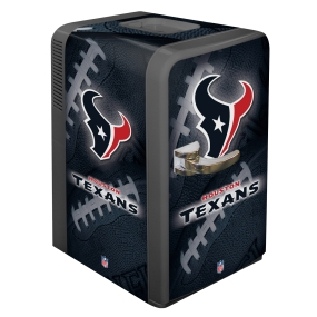 Houston Texans Portable Party Refrigerator