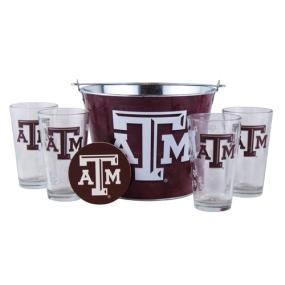 Texas A&M Aggies Gift Bucket Set