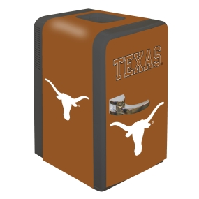 Texas Longhorns Portable Party Refrigerator