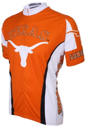 Texas Longhorns Cycling Jersey