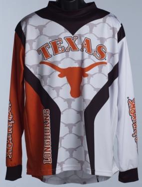 Texas Longhorns Mountain Bike Jersey