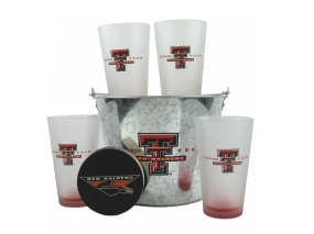 Texas Tech Red Raiders Gift Bucket Set