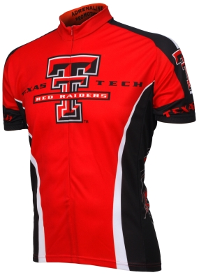 Texas Tech Red Raiders Cycling Jersey