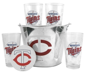 Minnesota Twins Gift Bucket Set