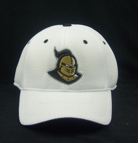 UCF Golden Knights White Elite One Fit Hat