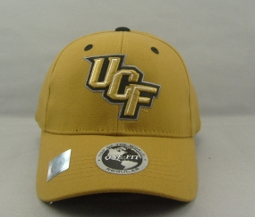 UCF Golden Knights Team Color One Fit Hat