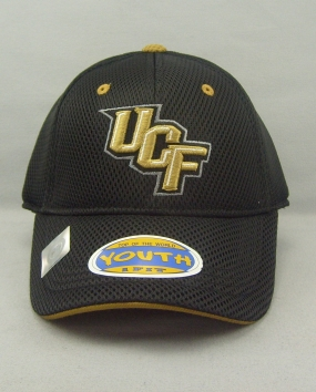 UCF Golden Knights Youth Elite One Fit Hat