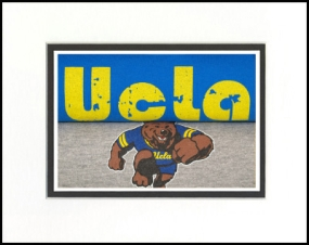 UCLA Bruins Vintage T-Shirt Sports Art