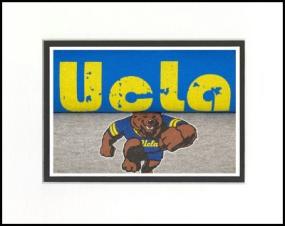 UCLA Bruins Vintage T-Shirt Sports Art