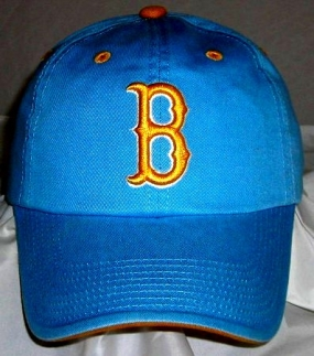 UCLA Bruins Adjustable Crew Hat