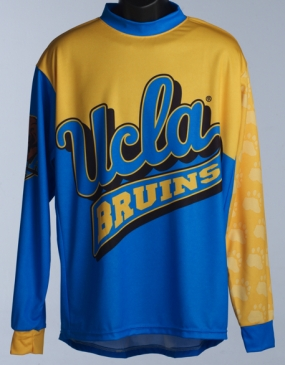 UCLA Bruins Mountain Bike Jersey
