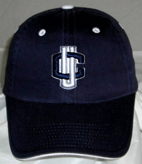 Connecticut Huskies Adjustable Crew Hat