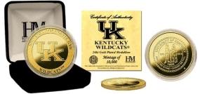 University of Kentucky 24KT Gold Coin