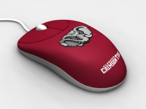 Alabama Crimson Tide Optical Computer Mouse