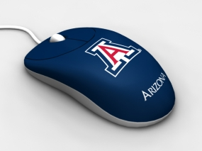 Arizona Wildcats Optical Computer Mouse