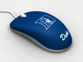 Duke Blue Devils Optical Computer Mouse