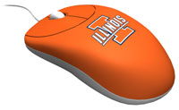 Rhinotronix Illinois Fighting Illini University Mouse