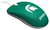 Rhinotronix Michigan State Spartans University Mouse