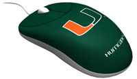 Rhinotronix Miami Hurricanes University Mouse