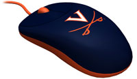 Rhinotronix Virginia Cavaliers University Mouse