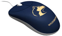 Rhinotronix Washington Huskies University Mouse