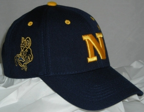 Navy Midshipmen Adjustable Hat
