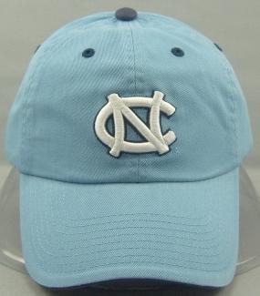 UNC Tar Heels Adjustable Crew Hat