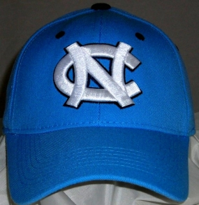 UNC Tar Heels Team Color One Fit Hat
