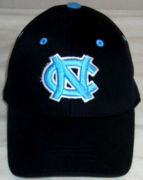 UNC Tar Heels Youth Team Color One Fit Hat