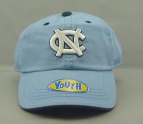 UNC Tar Heels Youth Crew Adjustable Hat