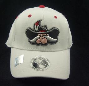 UNLV Runnin Rebels White One Fit Hat