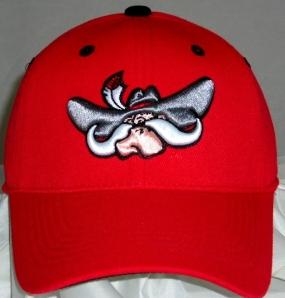 UNLV Runnin Rebels Team Color One Fit Hat
