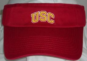 USC Trojans Visor