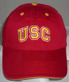 USC Trojans Adjustable Crew Hat