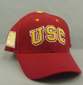 USC Trojans Adjustable Hat