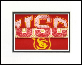 USC Trojans Vintage T-Shirt Sports Art