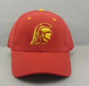 USC Trojans Team Color One Fit Hat