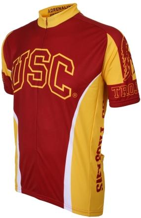 USC Trojans Cycling Jersey